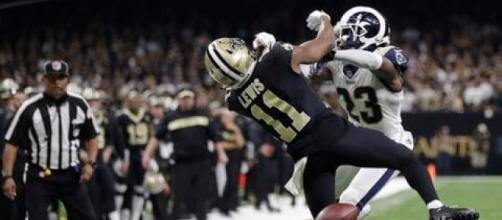 El robo en el Superdome, es una episodio negro en la historia de la NFL. www. washingtonpost.com