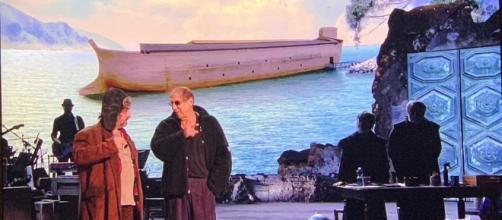 La breve apparizione di Adriano Celentano prima della serie tv Adrian