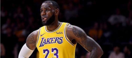 LeBron James injury update [Image by lbjlakers / Instagram]