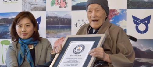 World's oldest man dies in Japan at age 113 | WREG.com - wreg.com