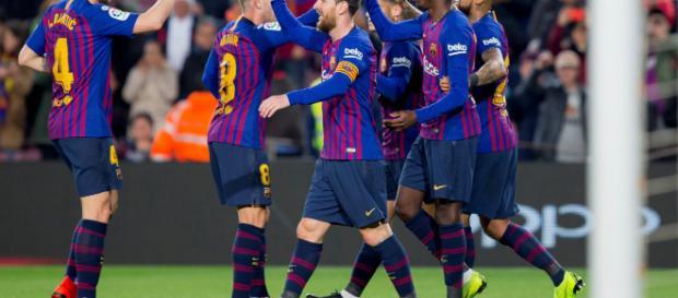 Dembelé y Messi continuan en la Copa de Rey contra el Sevilla