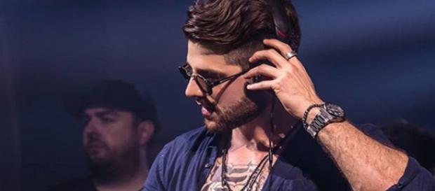 DJ Alok sofre acidente (Reprodução/Instagram)