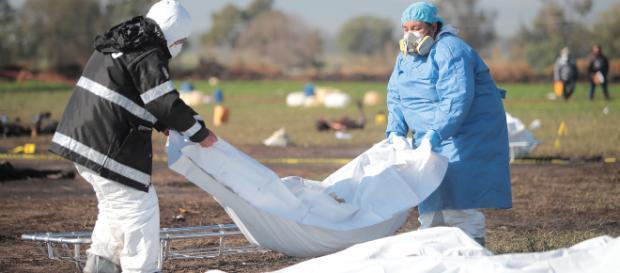 Gobierno de México atiende emergencia por explosión en Hidalgo. - cnn.com
