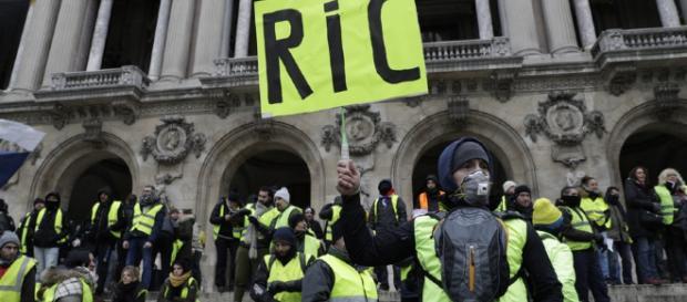 Le RIC, revendication phare des Gilets jaunes