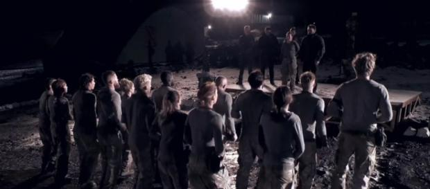 Petra is revealed to be a fellow comrade of the SAS Staff in lastest episode (Image credit: SAS: Who Dares Wins/ 4oD)