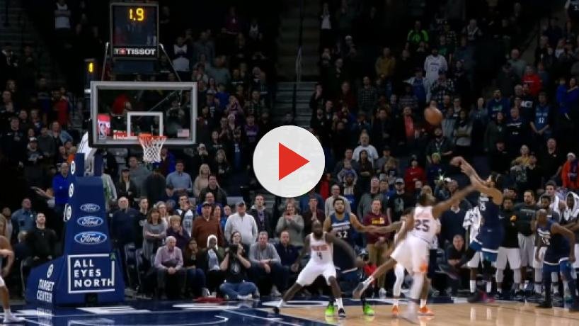 NBA: Top 5 plays of the day on January 20