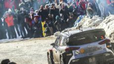 WRC, la nuova stagione al via: il Rally di Montecarlo in diretta su DAZN