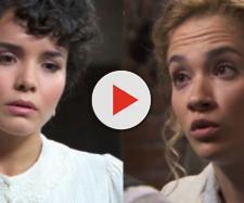Una Vita trame al 1° febbraio: Blanca incinta, Elvira vuole far del male ad Adela