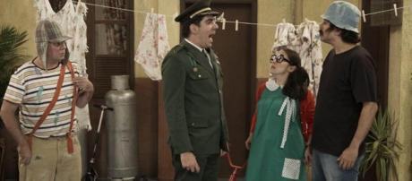 Globo apresentou paródia do Chaves, criticando o presidente Jair Bolsonaro (Reprodução: Globo)