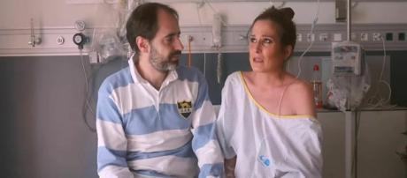 Verdeliss y su marido desvelan el duro motivo de su ingreso.