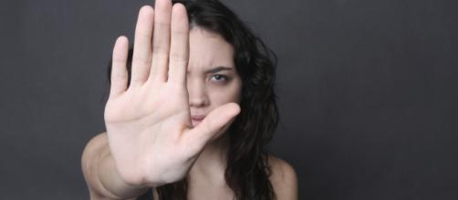 Basta de violência contra a mulher (Blastingnews)