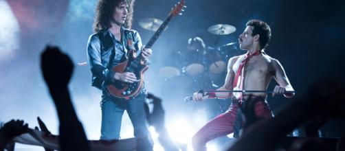 001c721f4e Bohemian Rhapsody win causes controversy, awkwardness at Golden ... - ew.com