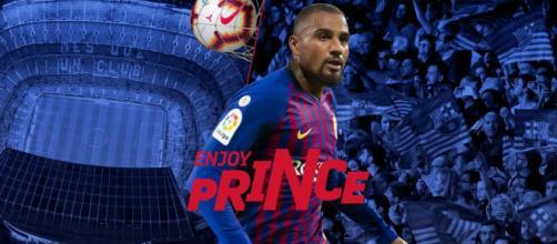 Kevin Prince Boateng è un nuovo giocatore del Barcellona