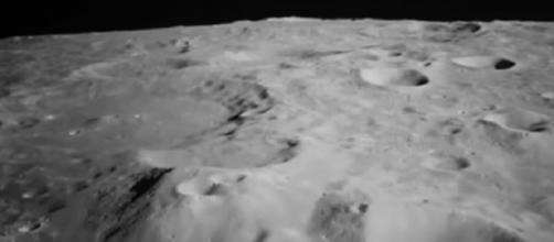Lunar Exploration, surface of the Moon – ESA's missions. [Image source/ European Space Agency YouTube video]