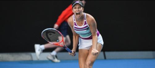 Open d'Australie : Danielle Collins n'en finit pas de surprendre de par ses performances tennistiques.