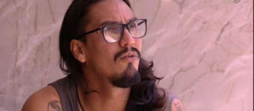 Vanderson é um dos 17 participantes da 19ª edição do Big Brother Brasil