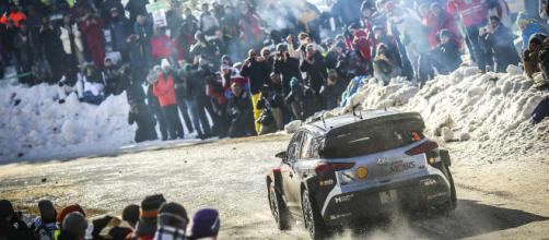 WRC: Rally Montecarlo 2019 in diretta su DAZN