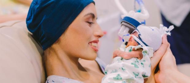Brianna, la giovane madre australiana, ha potuto tenere con sé suo figlio per soli 12 giorni.