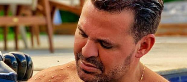 Eduardo Costa disse que Duda é o maior presente que já recebeu (foto: Reprodução/Instagram)