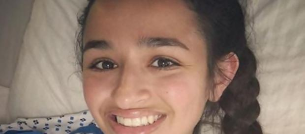Jazz Jennings goes to theatre for gener confirmation srugery - Image Credit - Jazz Jennings | Instagram