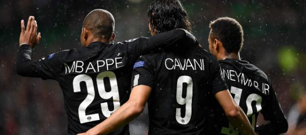 Le PSG envoie un message fort au reste de l'Europe - Ligue des ... - lefigaro.fr