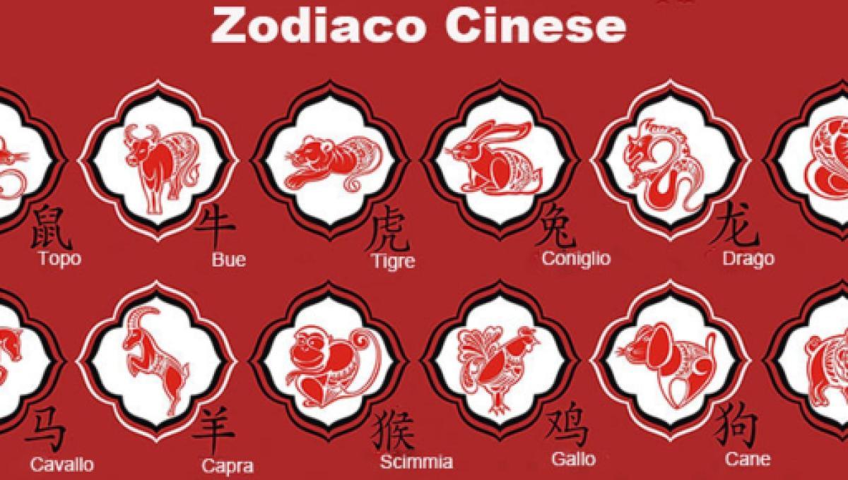 Oroscopo Cinese Maiale 2019 oroscopo cinese: i 12 segni zodiacali, dal topo al maiale