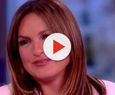 Actress Mariska Hargitay is celebrating her birthday on Jan. 23. [Image via The View/YouTube screencap]
