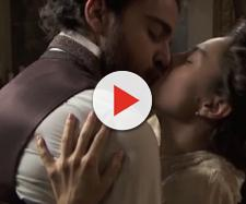 Anticipazioni Una Vita: Olga Dicenta e Diego Alday fanno l'amore