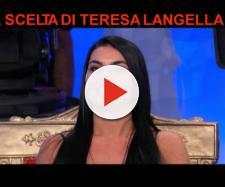 La scelta di Teresa Langella a uomini e donne nelle prossime settimane, anticipazioni