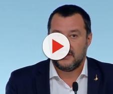 Matteo Salvini torna a parlare dei rapporti tra Ong e trafficanti di esseri umani
