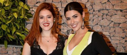 Ana Clara Lima e Vivian Amorim (Reprodução Gshow)
