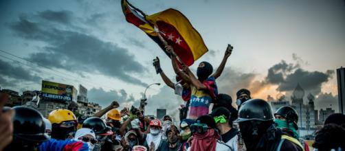 Faltó poco hermanos, falta poco Venezuela