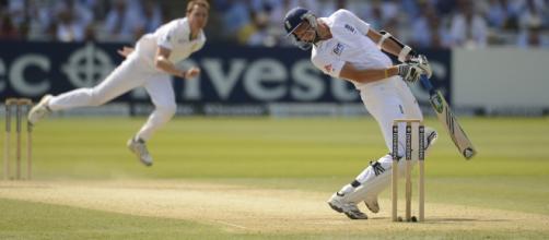 England Cricket tour to South Africa (Image via Sky Sports screencap)