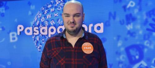Fran González bate récords en participación en Pasapalabras