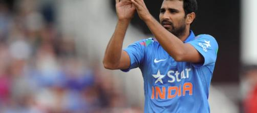Mohammed Shami's performance has been inspiring (Image via Sonyliv/Screencap)