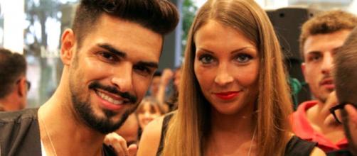 Uomini e Donne, Cristian sul web: 'Sono felicemente sposato, la Marzano cerca visibilità'.