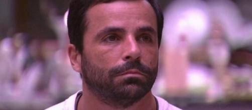 Vinicius é o primeiro eliminado do 'BBB 19' (Foto - TV Globo)