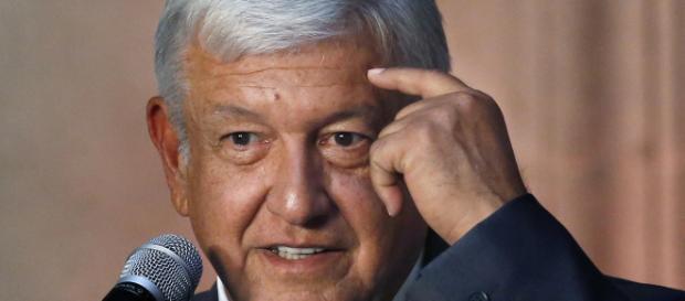 Andrés Manuel López Obrador, presidente de México. - spokesman.com