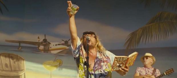 """Matthew McConaughey stars as Moondog in """"The Beach Bum."""" [Image Neon/YouTube]"""