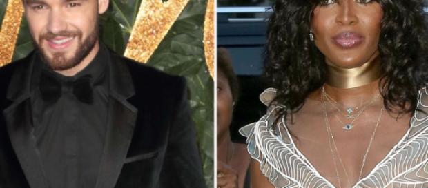 Naomi Campbell y Liam Payne, posible pareja