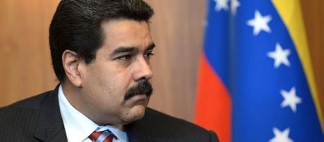 Maduro cuts ties with USA after Trump backs opposition- Image credit - EN-Kremlin Ru