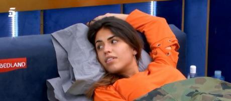 Sofía Suescun en GHDÚO en la cama