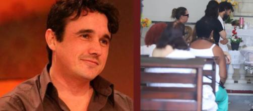 Caio Junqueira morreu após sofrer acidente de carro (foto: Reprodução / TV Globo)