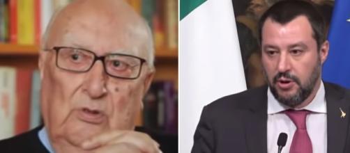 Camilleri sempre critico nei confronti di Salvini