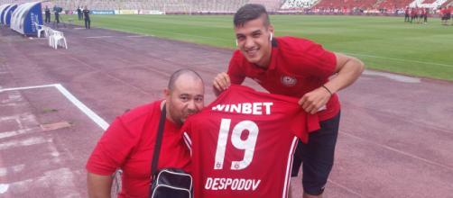 Despodov - attaccante bulgaro classe 1996