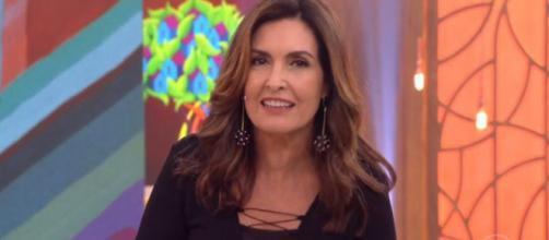 Fátima Bernardes (Foto - TV Globo)