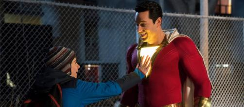If 'Shazam!' is showing in April, why is it set during the winter? The director explains. Image credit - WB Pictures | YouTube channel