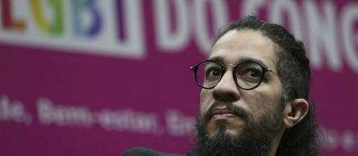 Jean Wyllys desiste de mandato de deputado federal (José Cruz/Agência Brasil)
