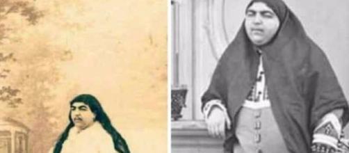 La falsa leyenda de la princesa Qajair