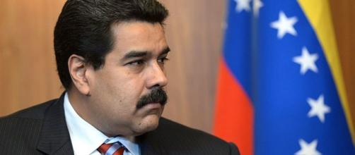 Maduro cuts ties with USA after Trump backs opposition- Image credit - EN-Kremlin Ru
